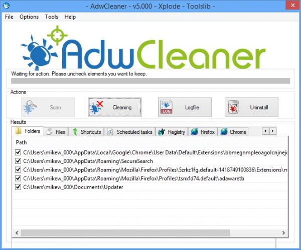 Adwcleaner For Chrome