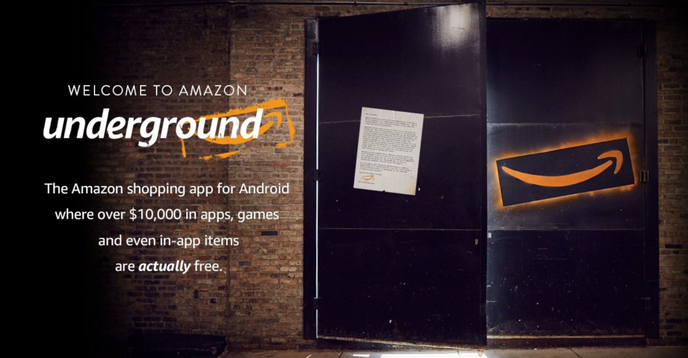 amazon underground offers a way to get over 10 000 worth of android apps and games entirely free. Black Bedroom Furniture Sets. Home Design Ideas