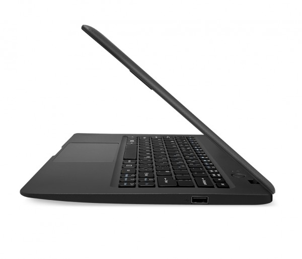 Aspire One Cloudbook AO1-131_side view