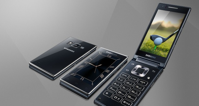 How About An Android Flip Phone With High End Specs