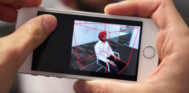 Turn Your Smartphone 39 S Camera Into A 3d Scanner With