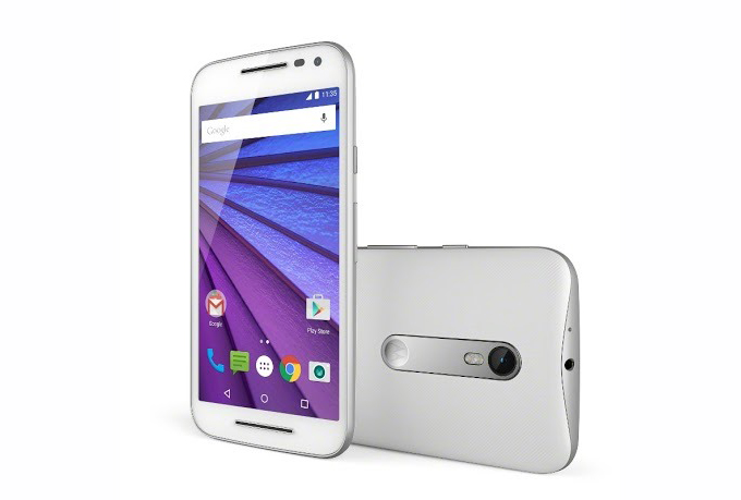 Motorola Moto G 3rd GEN specifications