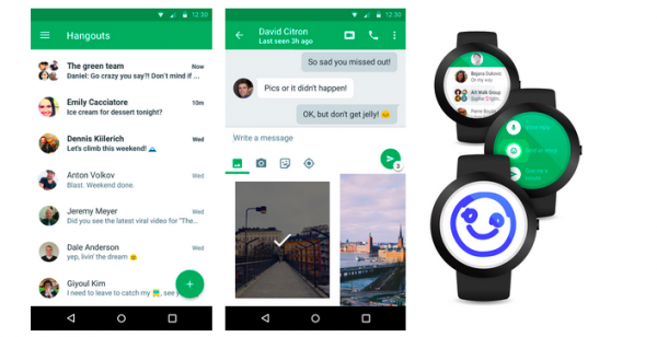 Google Stops Neglecting Hangouts For Android Releases 4 0 Update In Play