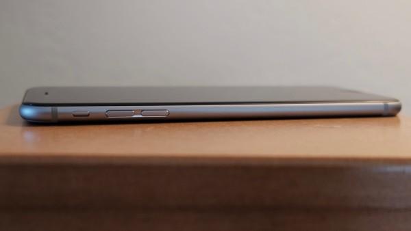 iPhone 6 Plus Volume Control