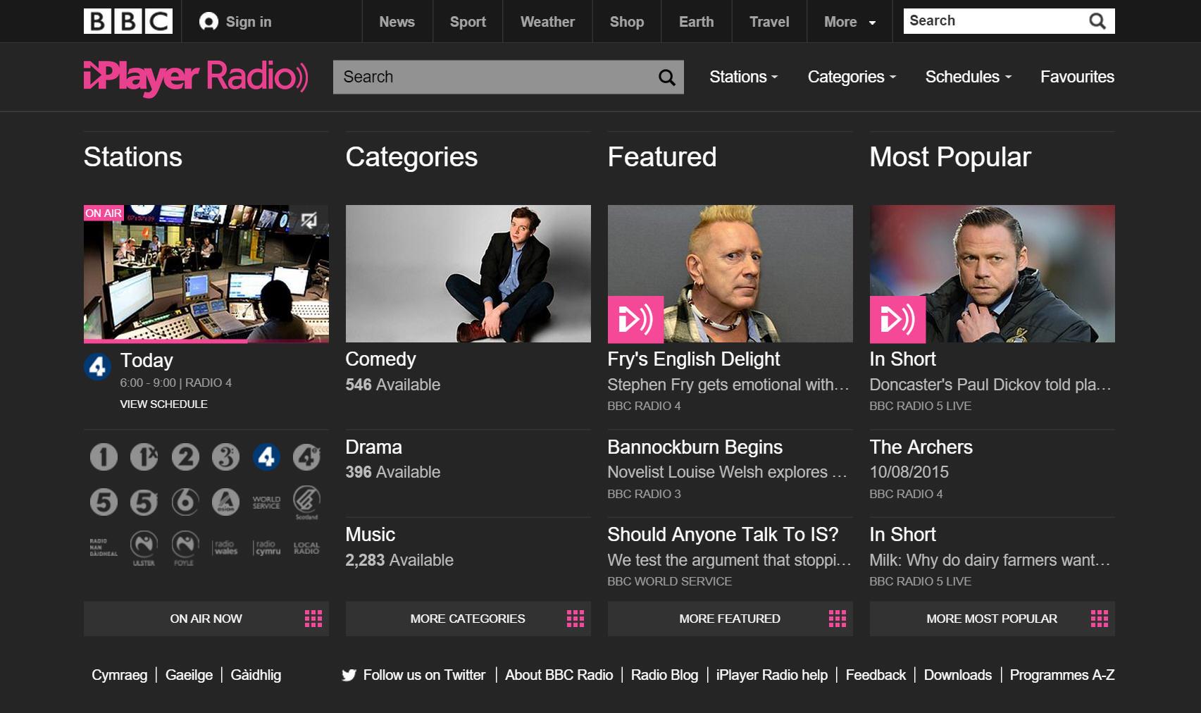 BBC iPlayer Radio hits one million downloads | BetaNews