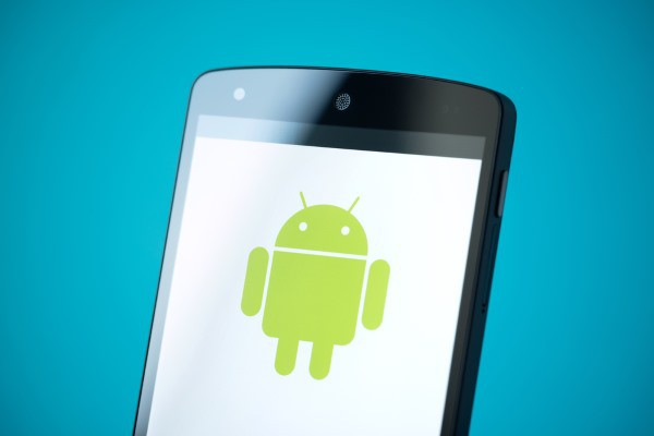 Android logo phone