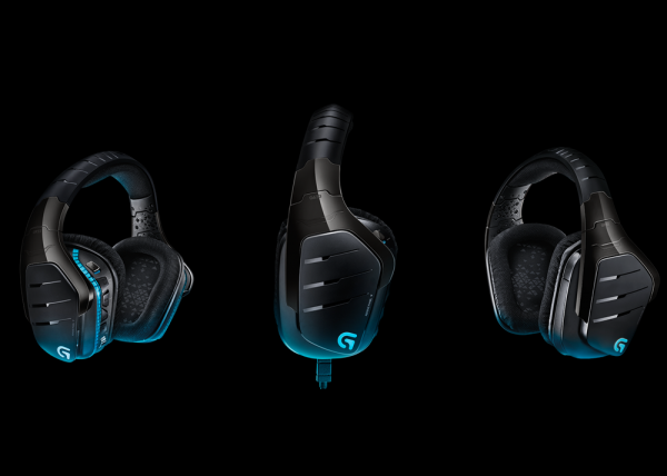 Logitech unveils audiophile-grade G633 and G933 Artemis Spectrum