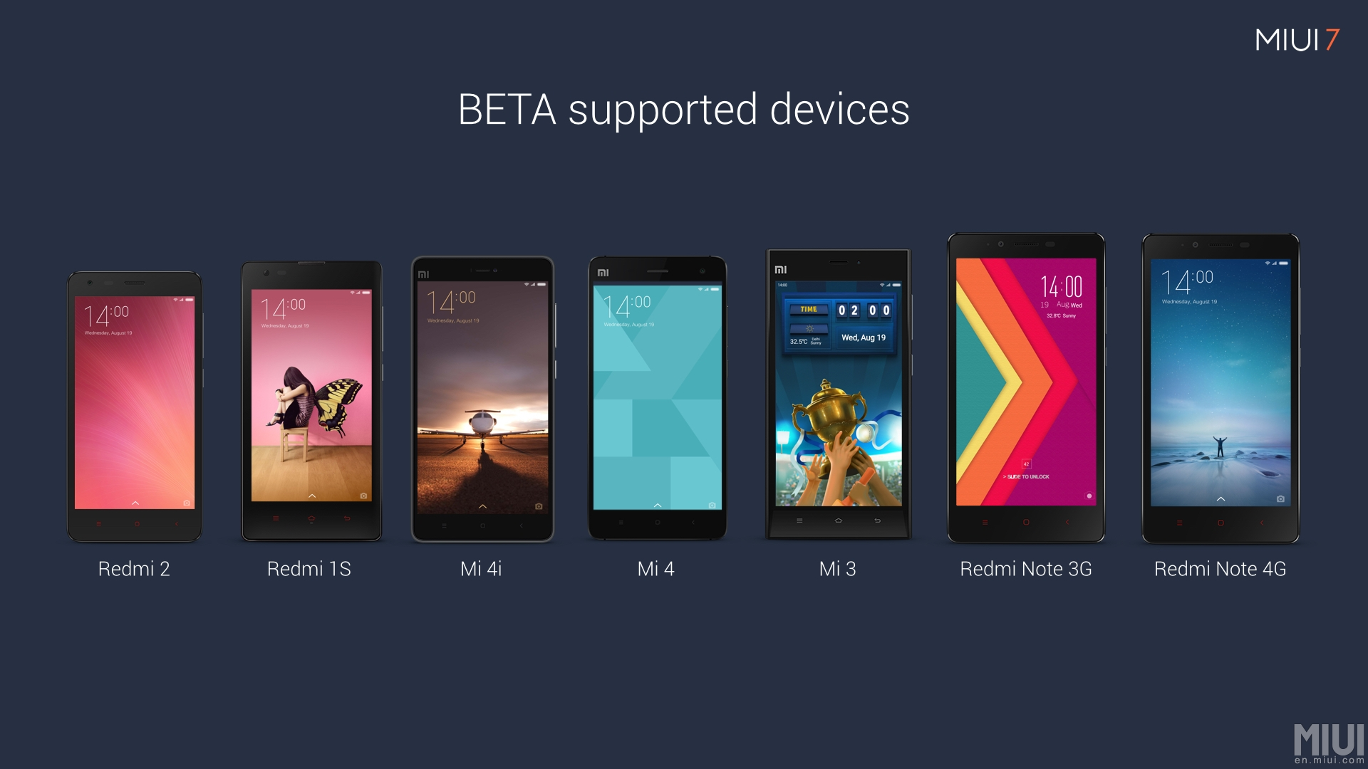 xiaomi releases miui 7 beta here s how to install it on