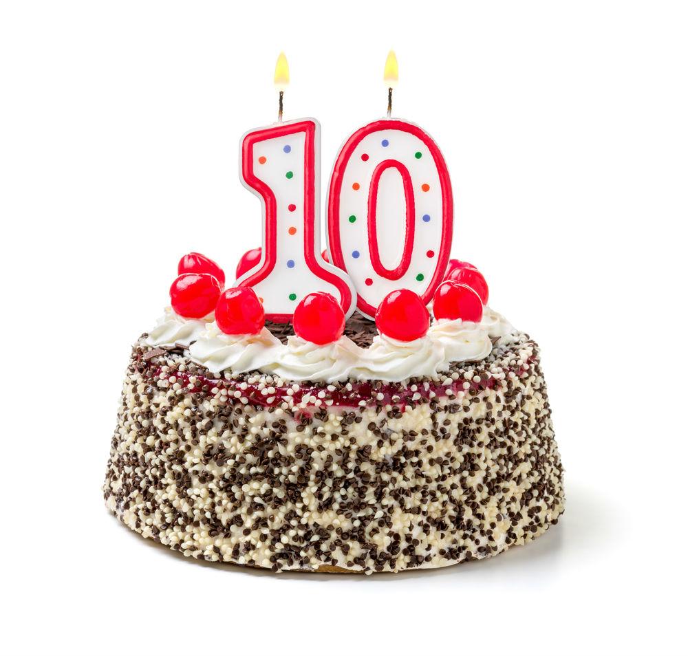 Fantastic Happy 10Th Birthday Apple App Store Betanews Personalised Birthday Cards Xaembasilily Jamesorg