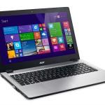 Acer Aspire V15 front black