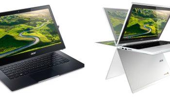 Acer Convertibles