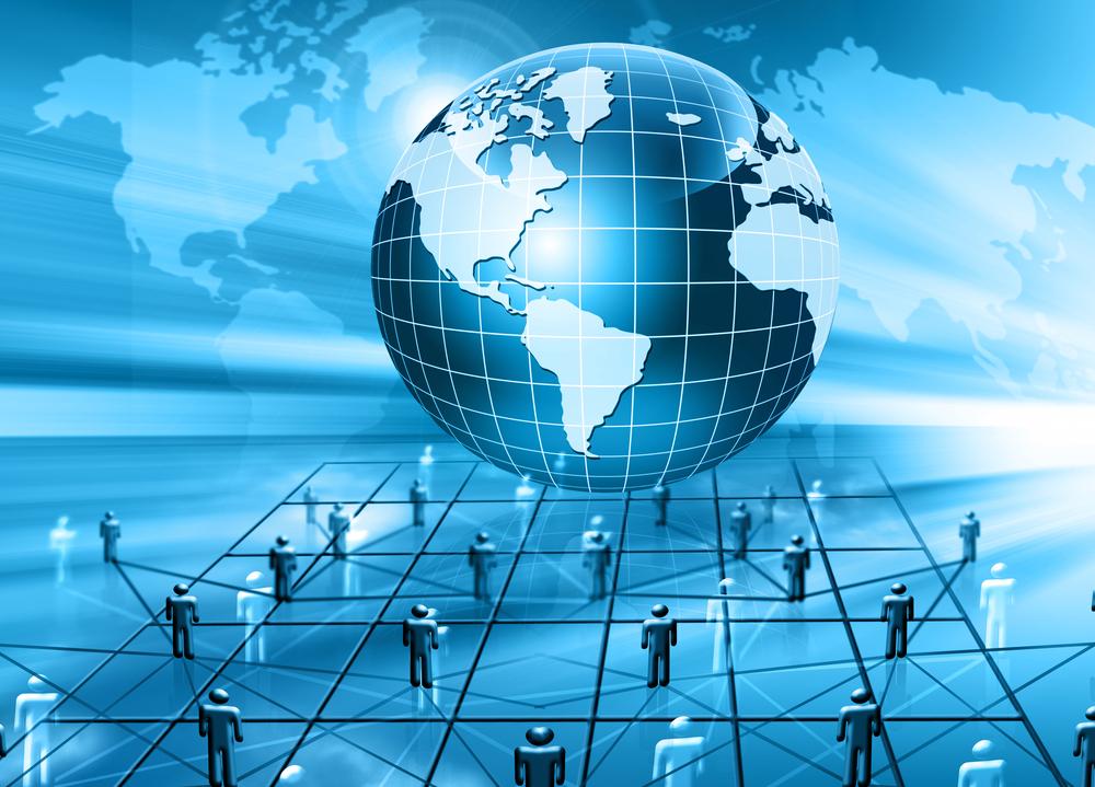 Globe content sharing