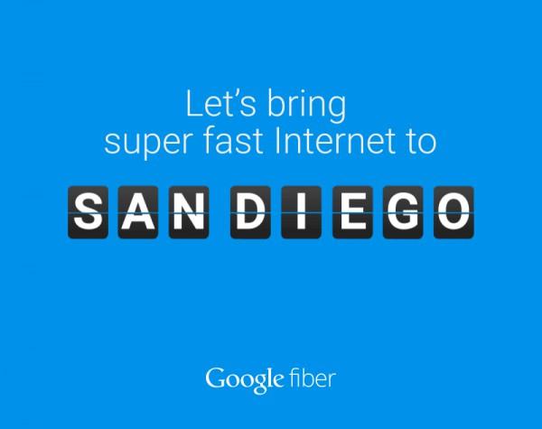 Google Fiber San Diego