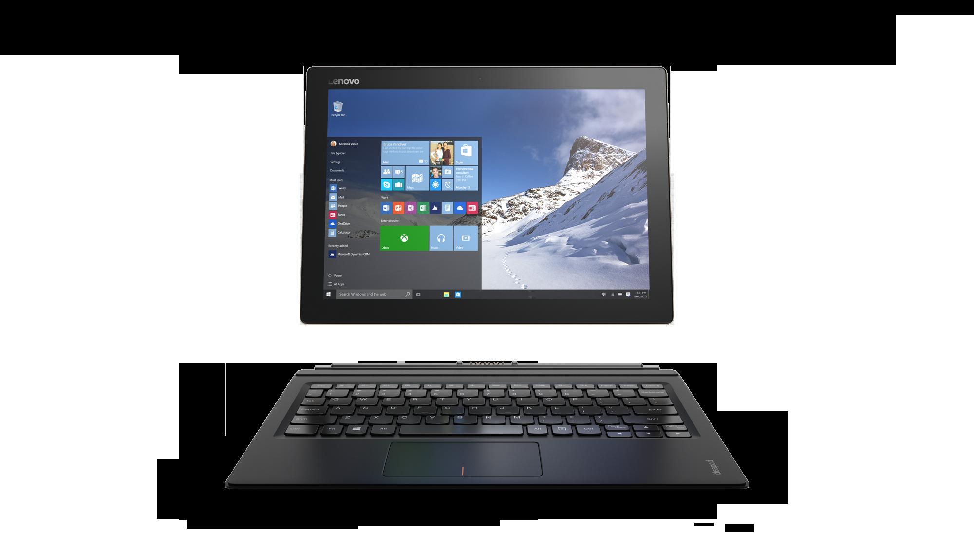 Lenovo ideapad MIIX 700 is a Skylake-powered, Surface-like ...