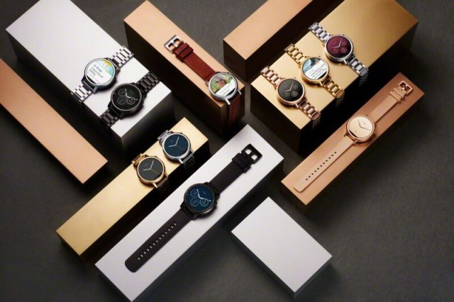 Moto 360 new Motorola combinations