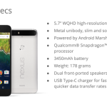 Nexus 6P leaked specs and official photo