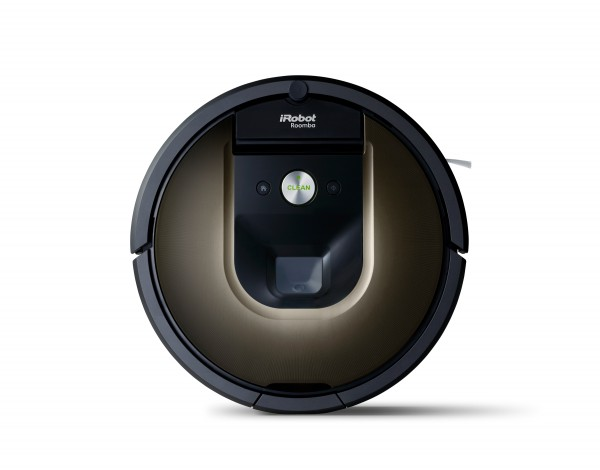 Roomba 980_top down