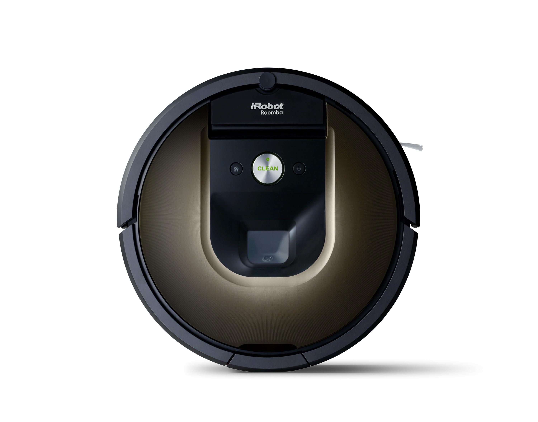 Irobot Announces Roomba 980 Internet Connected Vacuum