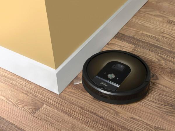 Roomba 980_wall follow