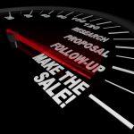 sales speedometer