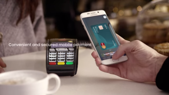Samsung Pay arrives in China