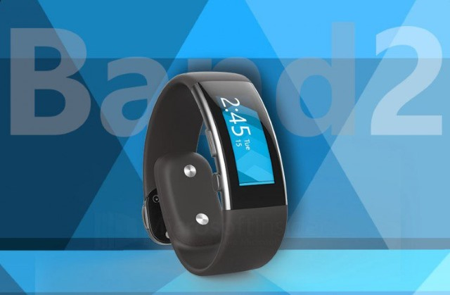 Leaked Microsoft Band 2 pictures show off new design