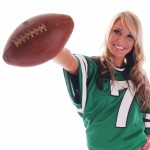 football woman