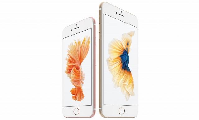 iPhone 6s und 6s plus bearbeitet