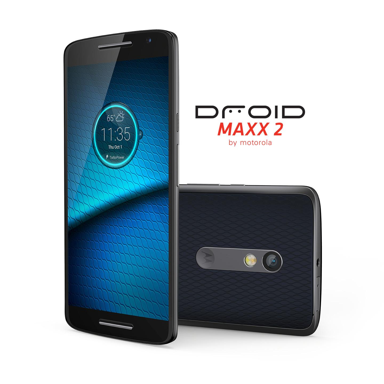 Motorola Announces Allnew 'shatterproof' Droid Turbo 2 And Maxx 2 Android  Phones