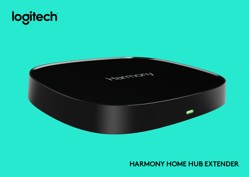 Logitech Harmony Adds Even More Home Automation Control