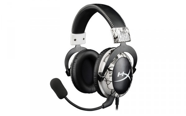 hyperx announces cloud mav edition headset for gamers. Black Bedroom Furniture Sets. Home Design Ideas