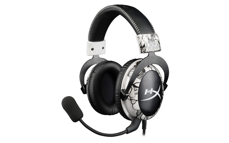 Hyperx Announces Cloud Mav Edition Headset For Gamers