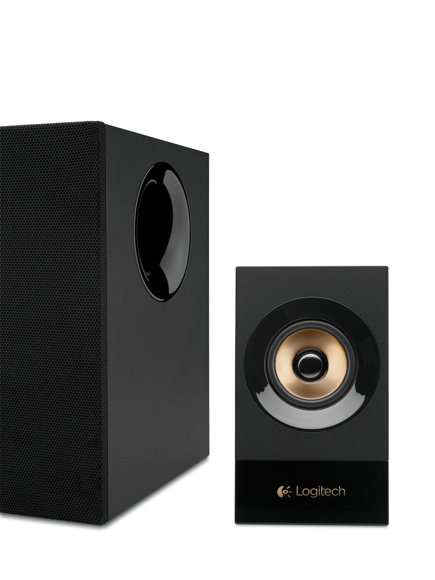 Logitech announces affordable z533 Multimedia Speakers