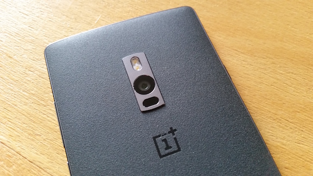 OnePlus two Principal Camera Back