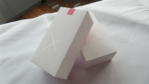 OnePlus X Boxes