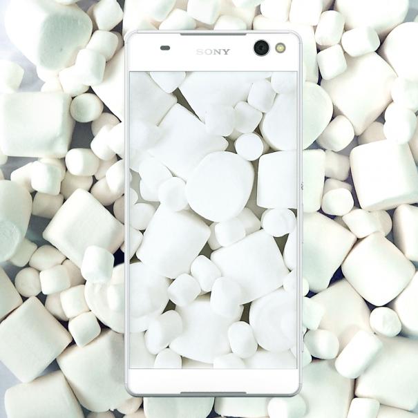 Sony Android 6.0 Marshmallow Xperia