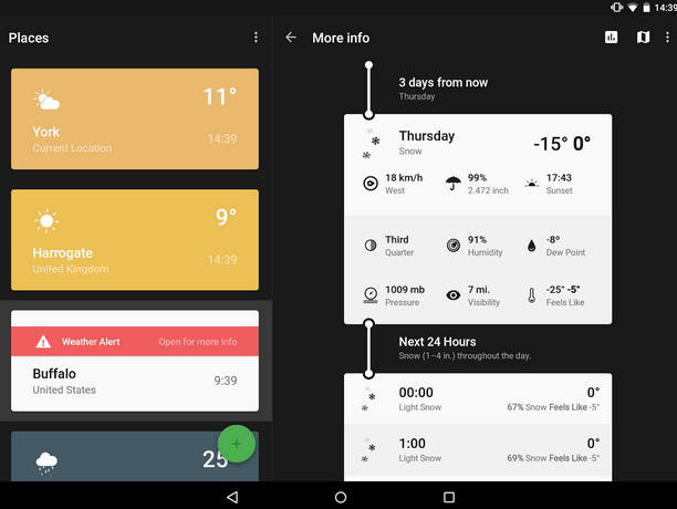 Android apps that have successfully adapted Material Design