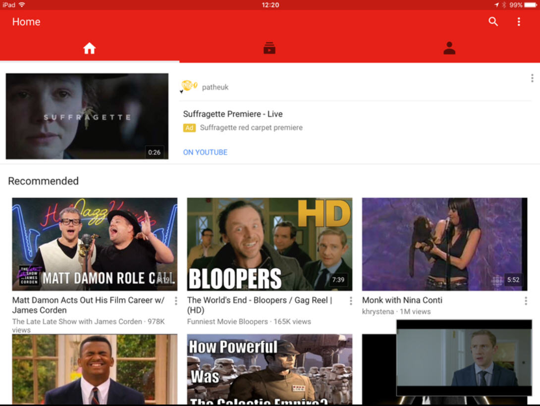 Youtube For Ios Unveils Major Redesign New In App Editing