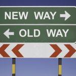 new_way_old_way_sign