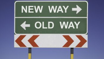 new_way_old_way_sign