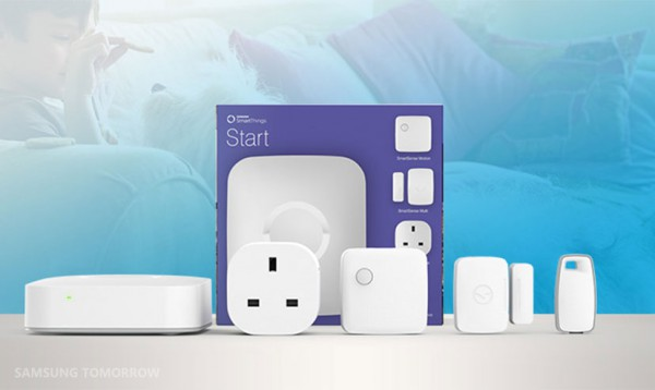 Samsung Introduces A New Iot Line Of Smartthings Devices