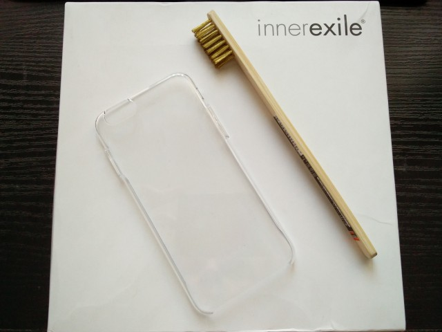 Innerexile Instant self-repair iPhone case