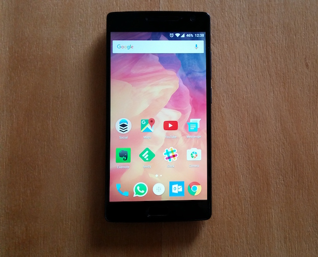 OnePlus 2 Main Front Photo