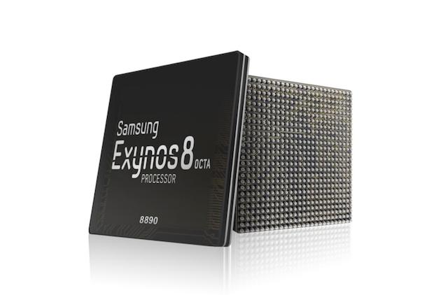 Samsung Exynos 8 Octa 8890