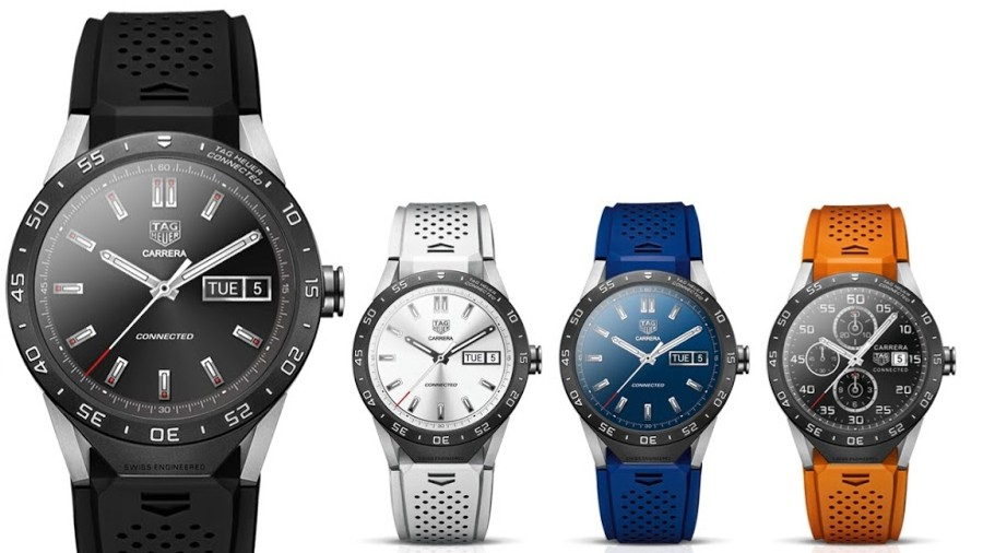 TAG Heuer shines luxury luminescence onto ALL Android Wear ...