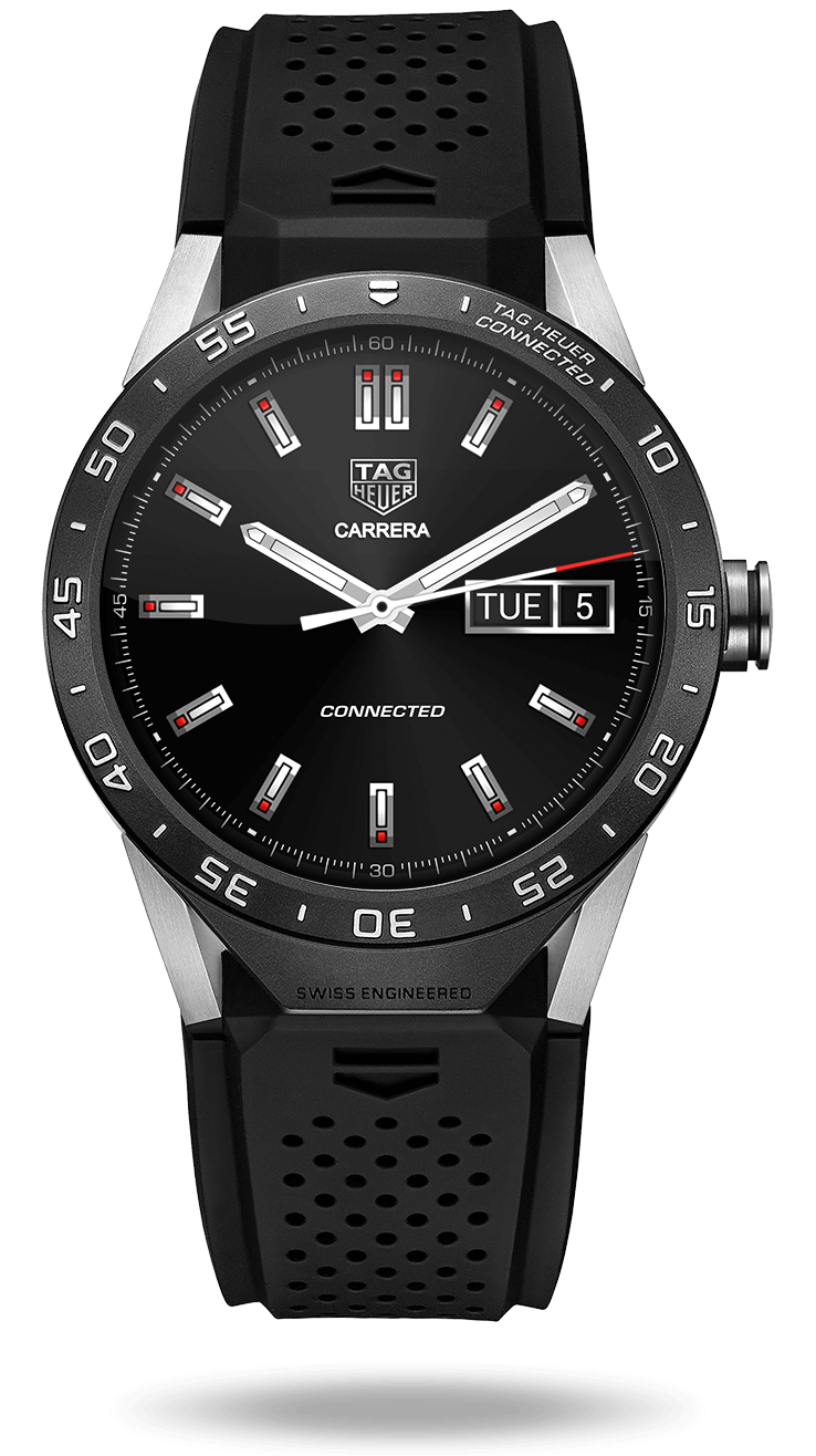 TAG Heuer Connected is a $1500 luxury smart watch