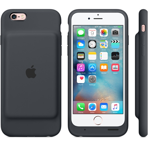 Apple releases official battery case for iPhone 6s, iPhone 6