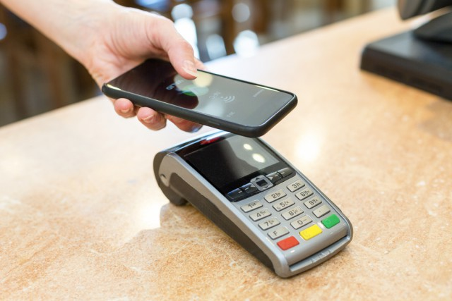 Mobile Payments NFC Contactless