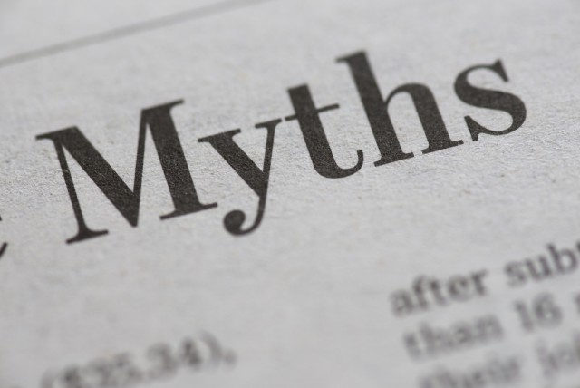 Myths newspaper paper