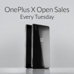 OnePlus X open sales